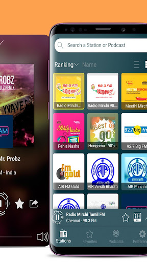 FM Radio India - all India radio stations 2.2.34 gameplay | AndroidFC 2