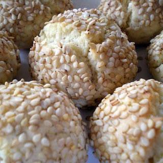 Biscotti di Regina (Queen's Biscuits).