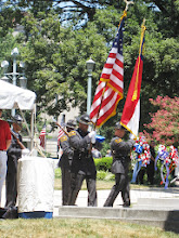 Photo: 2010 07 04 State Capital Color Guard-Highway Patrol