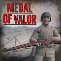 Medal Of Valor D-Day WW2 FREE icon