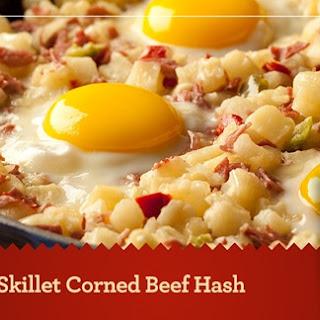 Easy Skillet Corned Beef Hash