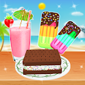 Summer Dessert Shop: Bakery Kitchen Cooking icon