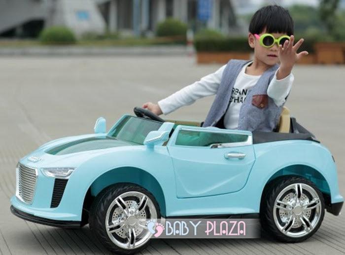 Xe hơi điện trẻ em JEL-8899 1