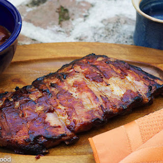 BBQ Oven Baked Baby Back Ribs