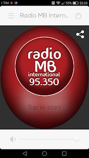 Radio MB International - náhled