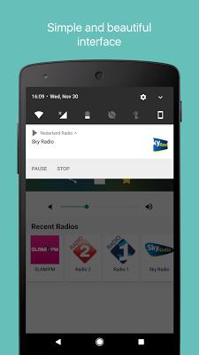 Nederland Radio - screenshot
