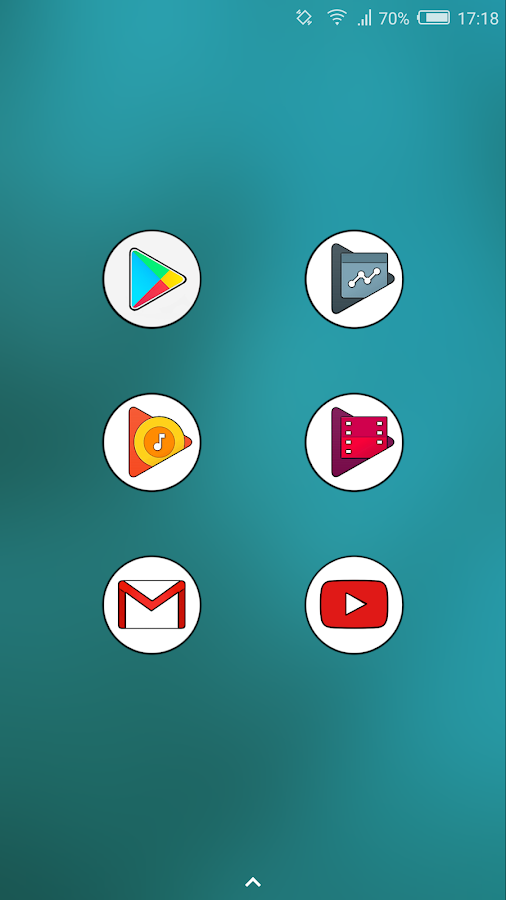 OREO - ANDROID 8 PIXEL ICON PACK HD- screenshot