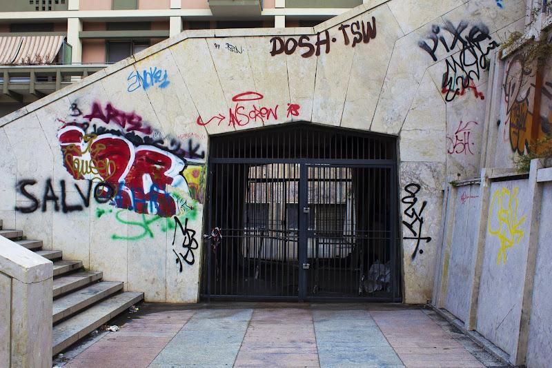 Architettura vandalica di IleniaRapisarda