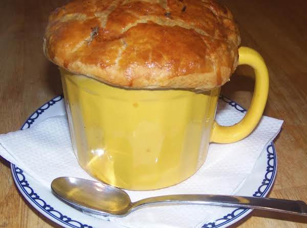 Beef Stew Pot Pies Recipe