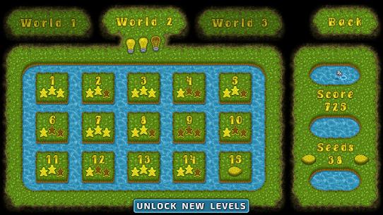 Chipmunk's Adventures MOD APK [Unlimites Tips And Seeds] 4