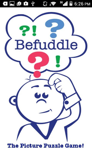 Befuddle Picture Puzzle Game