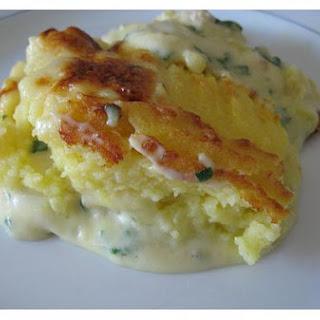 Mashed Potato Pie