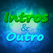 Outro maker & intro maker for youtubers