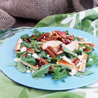 Chicken Apple Pecan Salad