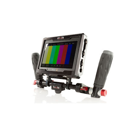 Shape bmd video assist 4K director's kit with handles