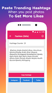 Fastags for Instagram screenshot 4