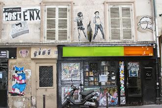 Photo: Street art -Sobr - the sheepest -Paris XIe - rue Amelot