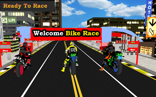 Motorbike Highway Racing 3D 1.0.2 Screenshots 5