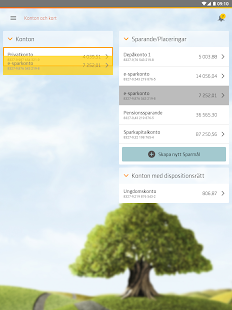 Swedbank private- screenshot thumbnail