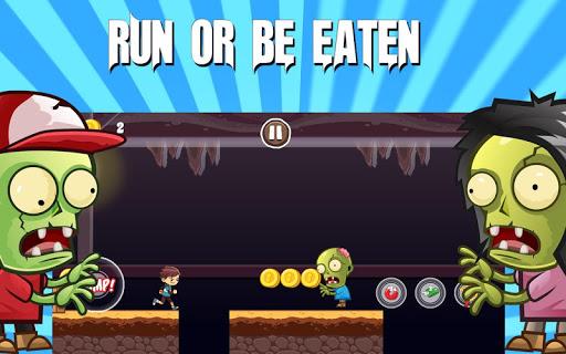 Zombie Run Or Kill