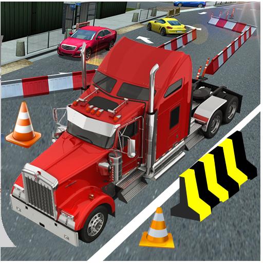 Truck Parking Simulator Game