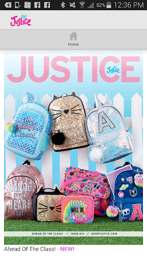 Justice Catalog for PC