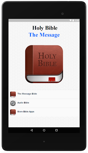 The Message Bible Offline