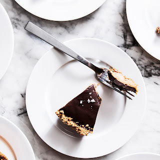 Tagalongs®-Inspired Peanut Butter-Chocolate Pie