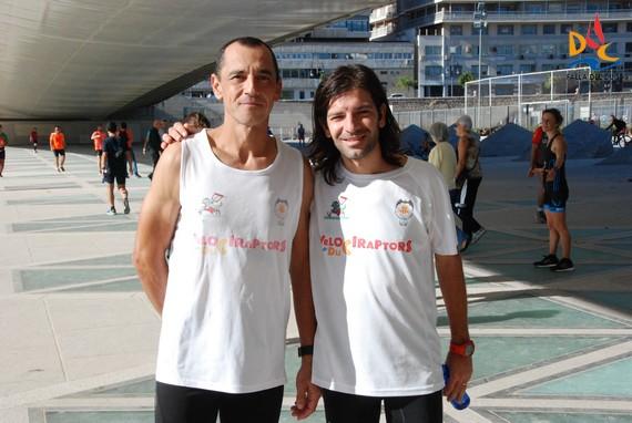 Preparando la maratón de Valencia