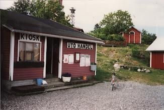 Photo: Utön kauppa