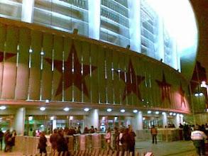 Photo: Al concierto de Miguel Bose--desde mi Nokia E61i