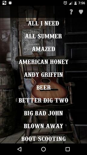 Country Music Ringtones 100 +