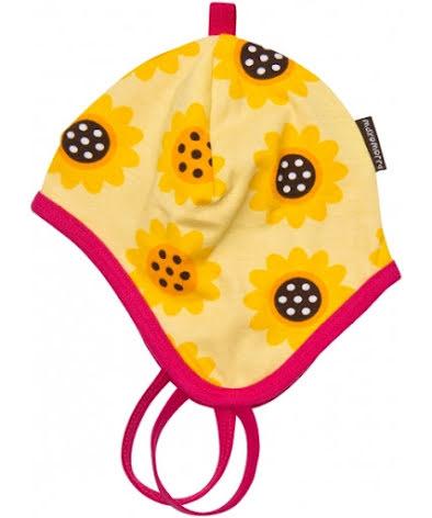 Maxomorra Baby Mössa Sunflower
