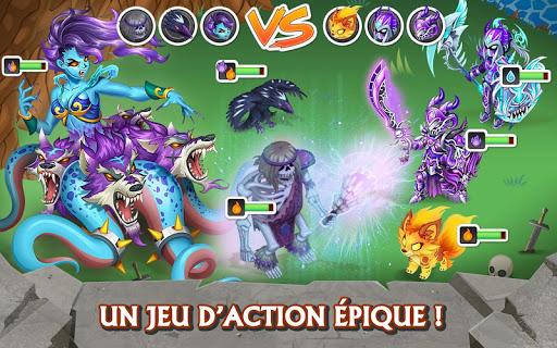 Knights & Dragons u2013 Jeu RPG  captures d'u00e9cran 1