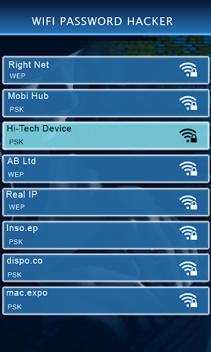 WiFi Password Hacker(Prank) 1.10 screenshots 9