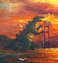 Photo: Kaiju-  10 x 12 not avail.