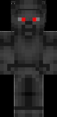 Dark Steve known as Nightmare Steve's creation