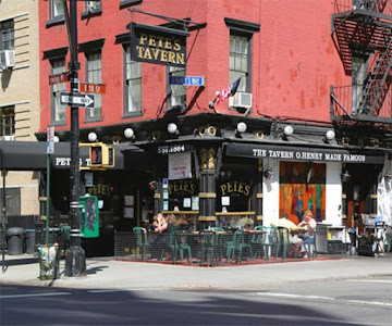 Restaurants and Cafes in Gramercy Park, New York