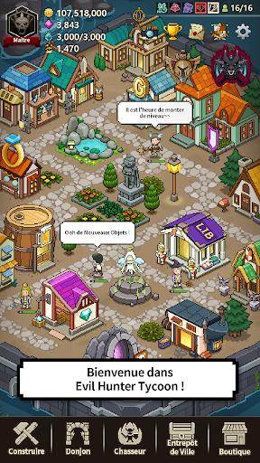 Télécharger Evil Hunter Tycoon mod apk screenshots 2