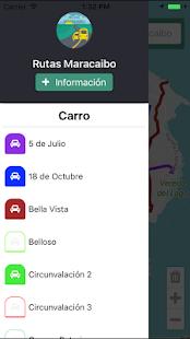 Rutas Maracaibo - náhled