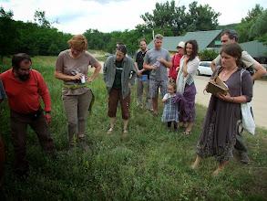 Photo: növénytan. a domonyi tónál magokat és ismereteket gyűjtöttünk https://www.facebook.com/reginakertgodollo