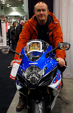 Photo: GSX-R, the sporty Suzuki that the young man in me loves