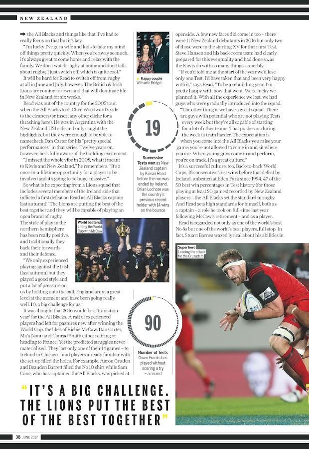 Rugby World- screenshot
