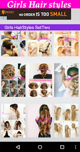 Girls HairStyles HD - náhled