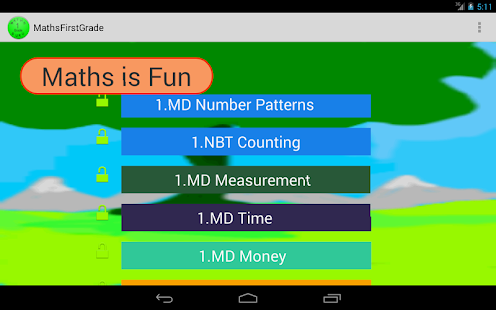 First Grade Kids Math Guru – Apps bei Google Play