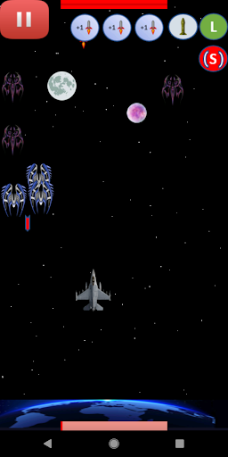 Galaxy Attack Space Game 1.0 screenshots 6