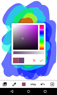 Multitouch Paint - náhled