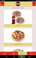 Screenshot of Pizza Capri