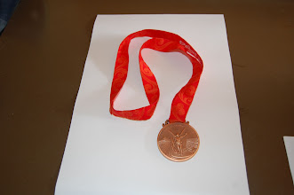 Photo: 2008 OL-bronzemedalje forside