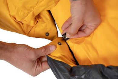 NEMO Tango Solo, 30, 650-fill DownTek Sleeping Bag/Comforter, Granite/Marigold alternate image 0